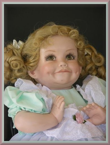Porcelain Doll Look a Like