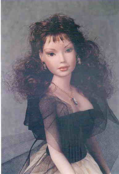 Alex (Mini) 15 1/2 - Fashion Doll by PCF Studios